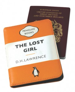 penguin passport case