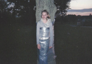 sister in tree