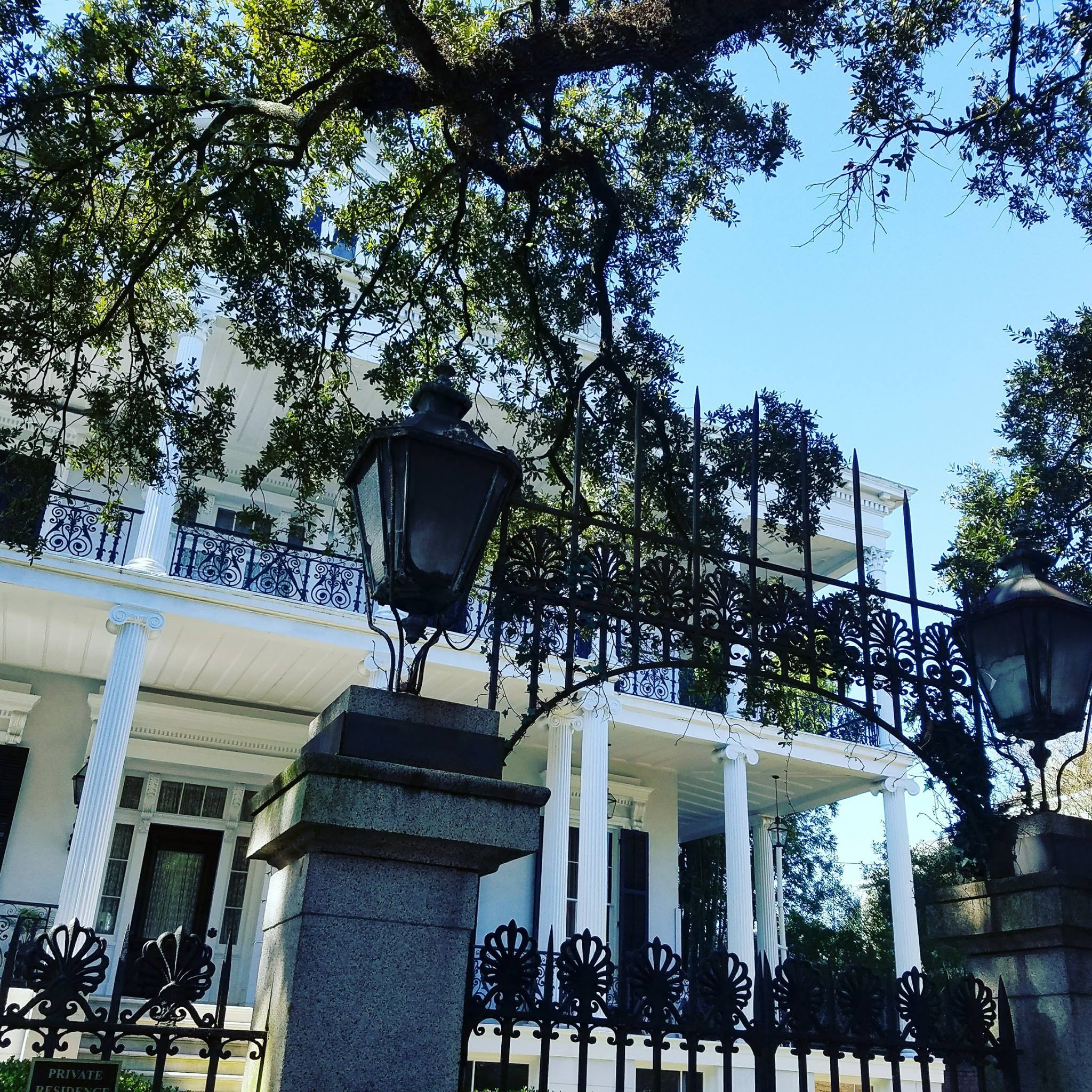 Miss Robicheaux's Academy where they filmed American Horror Story: Coven!