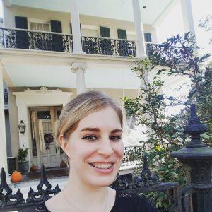 Anne Rie House selfie
